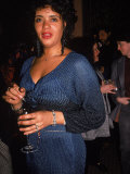 Actress Diahnne Abbott, Ex-Wife of Actor Robert De Niro Premium Photographic Print