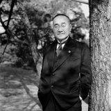 Shigeru Yoshida, Prime Minister of Japan from 1946-47 Photographic Print by Carl Mydans