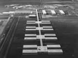 New Prison Buildings at the Louisiana State Penitentiary at Angola Photographic Print