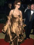 Actress Susan Sarandon, Wearing Sunglasses, at Academy Awards Premium Photographic Print by Mirek Towski