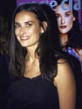 Actress Demi Moore Premium Photographic Print by Sylvain Gaboury
