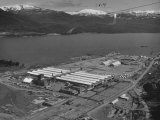 Kemano Powerhouse, Part of Alcan's Kitimat Project Premium Photographic Print by J. R. Eyerman