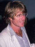 Actor Robert Redford Premium Photographic Print by David Mcgough