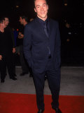 "Actor Chris Klein, Wearing Black Suit, at Film Premiere of His ""Here on Earth"" Premium Photographic Print by Mirek Towski"