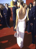 Actress Calista Flockhart at Primetime Emmy Awards Premium Photographic Print by Mirek Towski