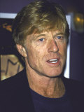 Actor Robert Redford Premium Photographic Print