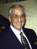 TV Personality Ed Mcmahon Premium Photographic Print