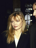 Actress Michelle Pfeiffer Kunst på metal