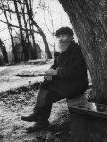 Leo Tolstoy's Coachman Premium Photographic Print by Ed Clark