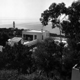 Overhead View of Author W. Somerset Maugham's Villa Mauresque Photographic Print