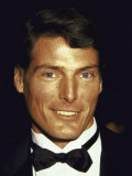 Actor Christopher Reeve Premium Photographic Print