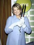 Television Lifestyles Expert Martha Stewart Premium Photographic Print by Dave Allocca