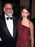 Directors Francis Ford and Sofia Coppola at Directors Guild of America Awards Dinner Premium Photographic Print by Mirek Towski