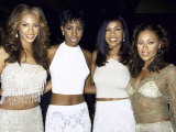 Musical Group Destiny's Child Reproduction photographique sur papier de qualité par Dave Allocca
