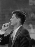 Sen. John F. Kennedy Attending the Democratic National Convention Premium Photographic Print