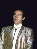 Musician Bruce Springsteen Premium Photographic Print