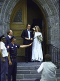 Tennis Pro John Mcenroe after Marrying Tatum O'Neal Reproduction photographique sur papier de qualité