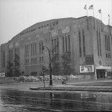 Exterior View of the Chicago Stadium, Where Republican Convention Is Being Held Photographic Print