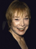 Actress Shirley Maclaine Premium Photographic Print by Mirek Towski