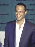 Actor Vince Vaughn Premium Photographic Print by Mirek Towski