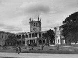 President's Palace, Palacio De Lopez Photographic Print