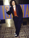 Comedienne Paula Poundstone at L.A. Gay and Lesbian Center's Anniversary Party Premium Photographic Print by Mirek Towski