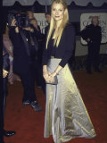 Actress Gwyneth Paltrow at Golden Globe Awards Premium Photographic Print by Mirek Towski
