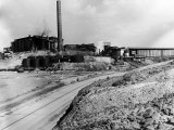 Road Leading Up to the Tennessee Copper Co. Mine Photographic Print by Alfred Eisenstaedt