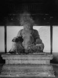 The Buddha of the Temple of Azure Clouds Photographic Print by Dmitri Kessel