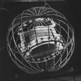 Tv Camera-Carrying Weather Satellite Photographic Print