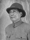 Chinese Communist Ldr. Mao Tse Tung Premium Photographic Print
