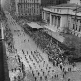 The American Legion Throwing a Parade Photographic Print by Ralph Morse