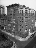 New York Infirmary for Women and Children Building Premium Photographic Print