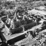 Angkor Wat, the Great Ancient Buddhist Temple of the Khmers Photographic Print