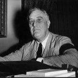 Pres. Franklin D. Roosevelt Photographic Print