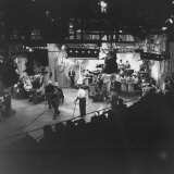 "Overall View of Production Scene from TV Series ""I Love Lucy,"" Showing the Nightclub Photographic Print by Loomis Dean"