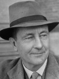 Samuel Eliot Morison, Official Historian of Harvard University and Expert on Colonial New England Premium Photographic Print by Alfred Eisenstaedt