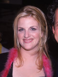 Country Singer Trisha Yearwood at Launch Party for Vh1&#39;s Hard Rock Live by Amex Premium Photographic Print by Dave Allocca