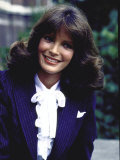 Actress Jaclyn Smith Premium Photographic Print by David Mcgough