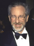 Director Producer Steven Spielberg Premium Photographic Print by Mirek Towski