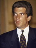 John F. Kennedy Jr Premium Photographic Print