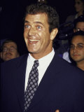 "Actor Mel Gibson at Film Premiere of His ""Ransom"" Premium Photographic Print by Mirek Towski"
