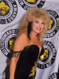 Stevie Nicks, Lead Singer of Rock Group Fleetwood Mac, at Mtv Video Music Awards Premium Photographic Print