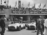 Lemans Road Race Premium Photographic Print
