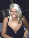 Model Anna Nicole Smith Premium Photographic Print