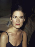 Actress Lara Flynn Boyle Premium Photographic Print by Dave Allocca