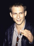 Actor Christian Slater Premium-Fotodruck