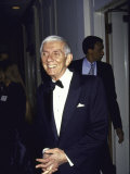 Producer Aaron Spelling Premium Photographic Print by Milan Ryba
