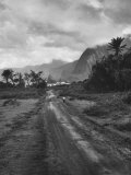 Unidentified View of Molokai Island Premium Photographic Print