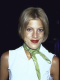 Actress Tori Spelling Premium Photographic Print by Dave Allocca